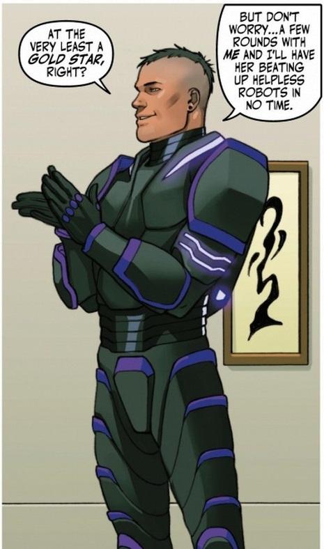 Axel Walker II (Prime Earth)