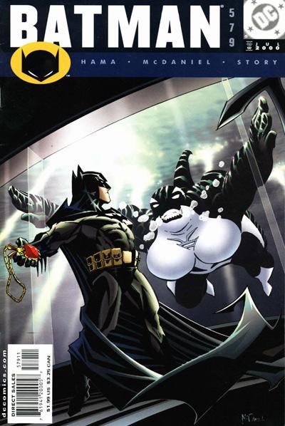 Batman Vol 1 579
