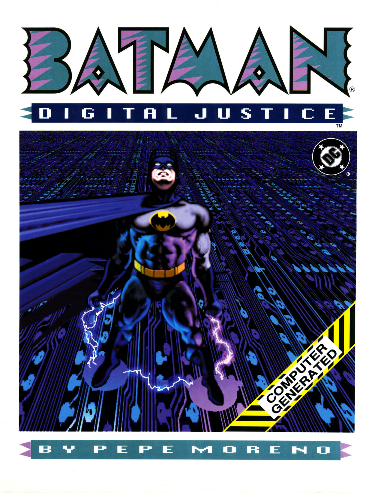 Batman: Digital Justice
