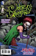 Batman Joker's Daughter Vol 1 1