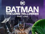 Batman: The Long Halloween, Part One (Movie)