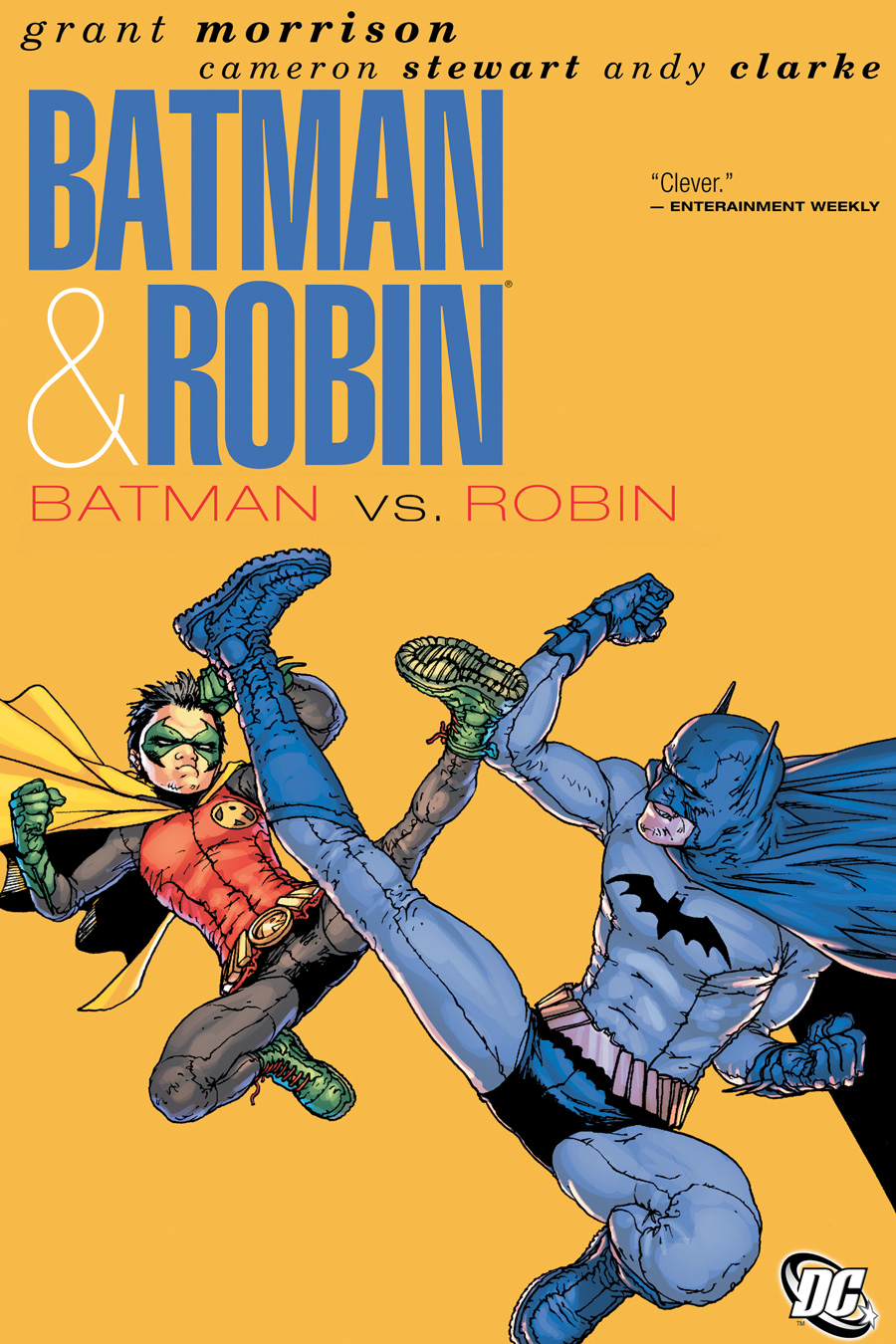 Batman and Robin: Batman vs. Robin (Collected)