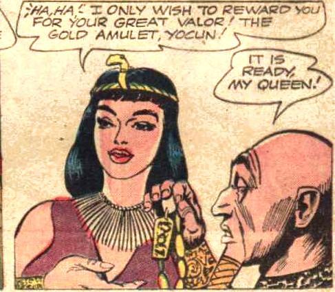 Cleopatra (New Earth)