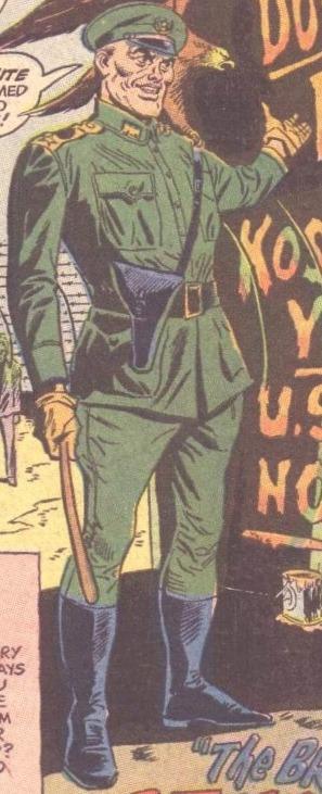 Colonel Koslov (Earth-One)