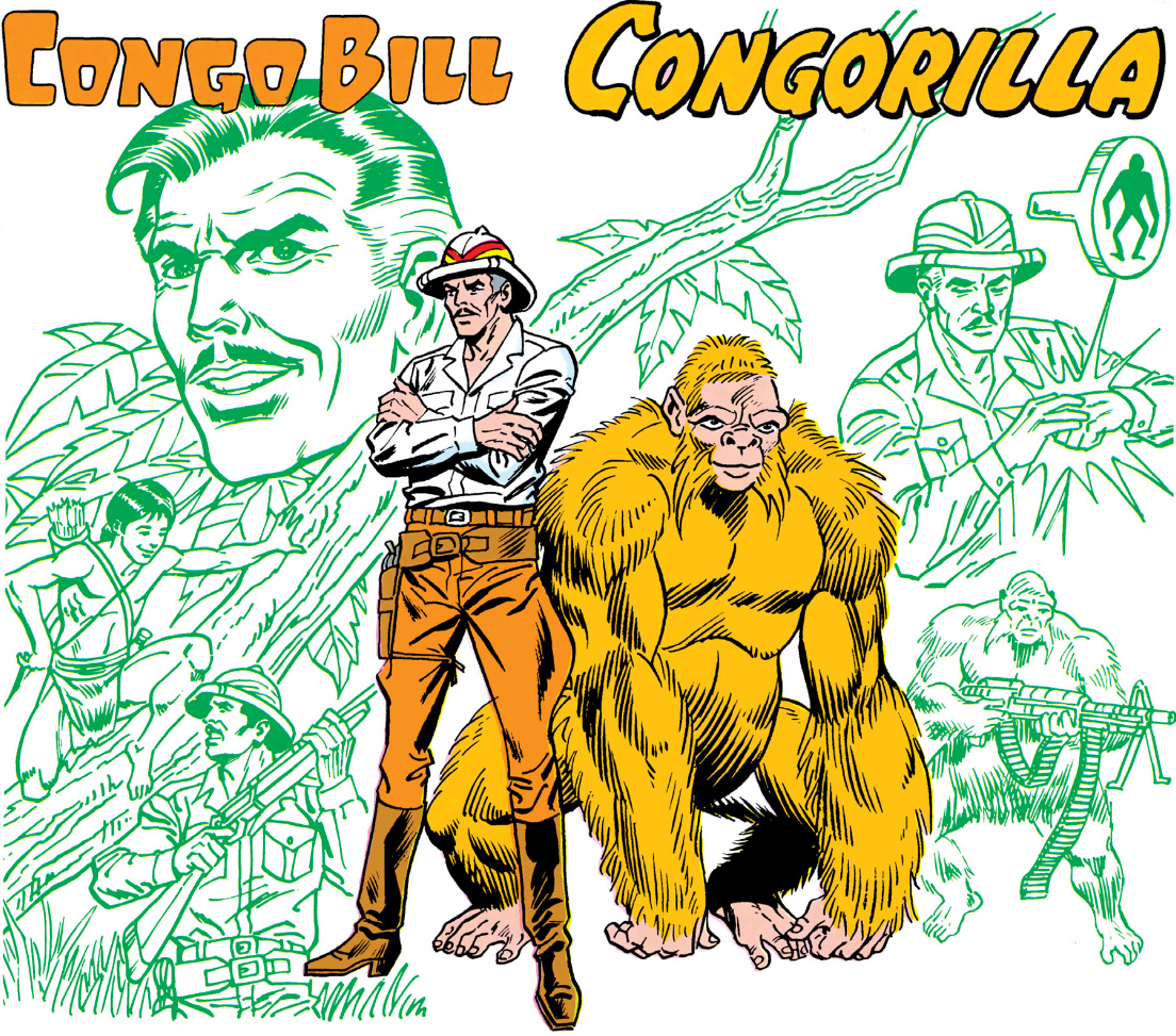 Congorilla (New Earth)