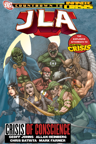 JLA: Crisis of Conscience (Collected)
