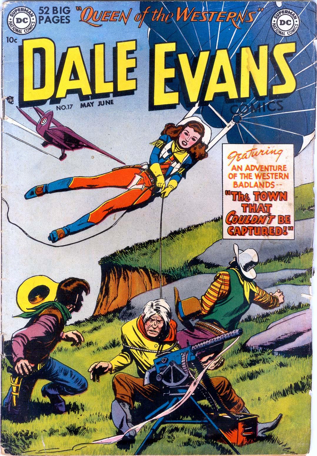 Dale Evans Comics Vol 1 17
