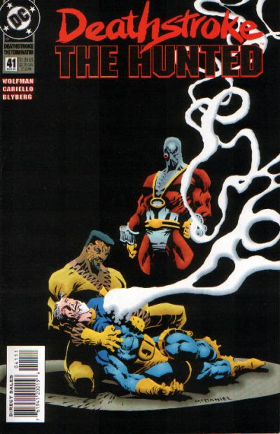 Deathstroke the Hunted Vol 1 41
