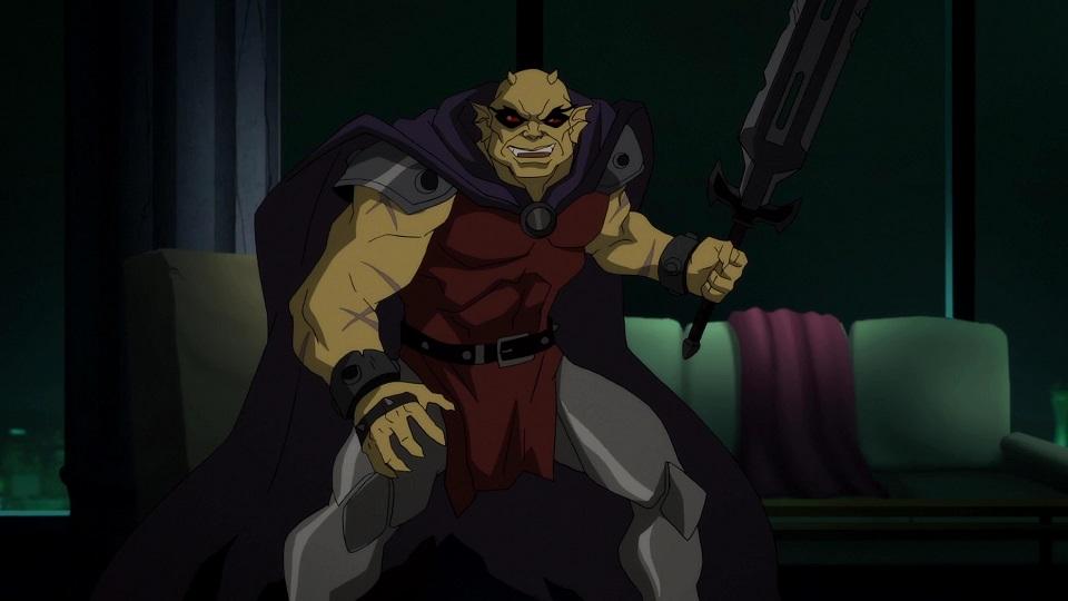 Etrigan (DC Animated Movie Universe)