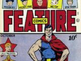 Feature Comics Vol 1 92