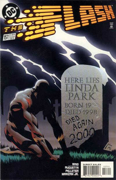 The Flash Vol 2 157