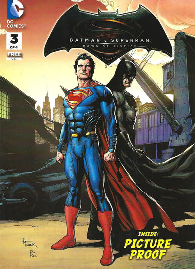 General Mills Presents Batman v Superman: Dawn of Justice Vol 1 3