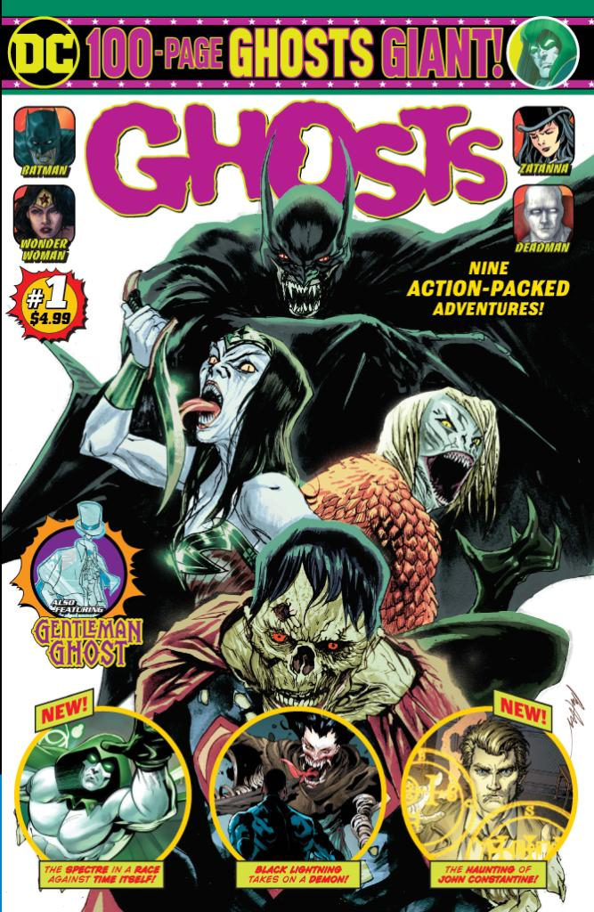 Ghosts Giant Vol 1 1