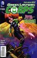 Green Lantern Corps Vol 3 22