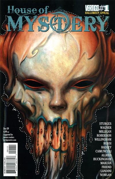 House of Mystery Halloween Annual Vol 1 1