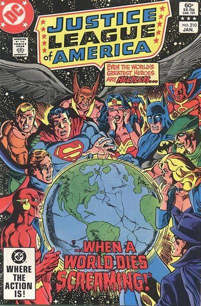 Justice League of America Vol 1 210