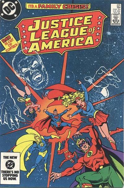 Justice League of America Vol 1 231