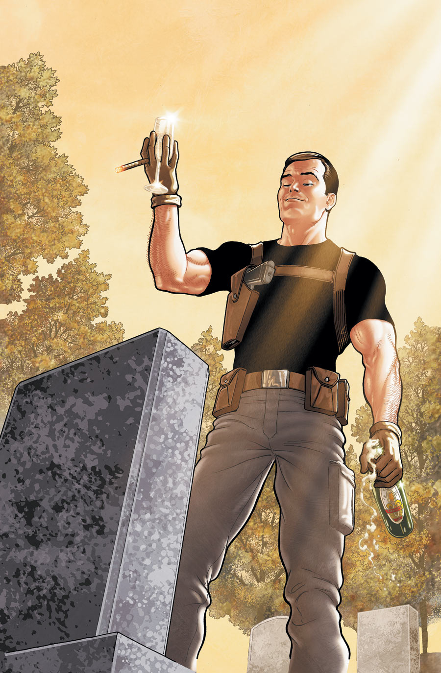 Maxwell Lord IV (New Earth)