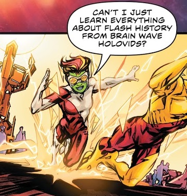 Kid Flash (DC One Million)