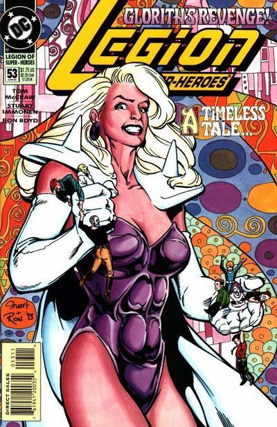 Legion of Super-Heroes Vol 4 53