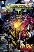 Legion of Super-Heroes Vol 7 8