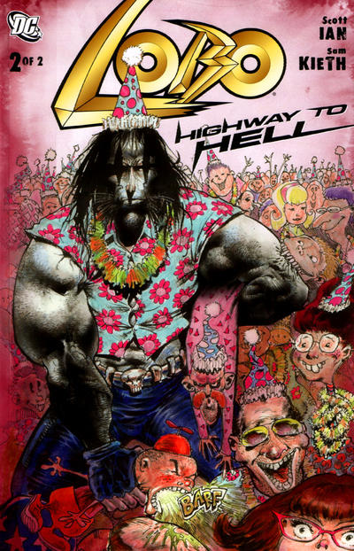 Lobo: Highway to Hell Vol 1 2