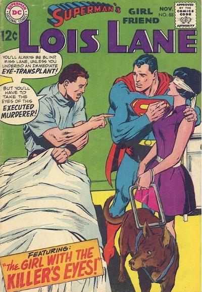 Superman's Girl Friend, Lois Lane Vol 1 88