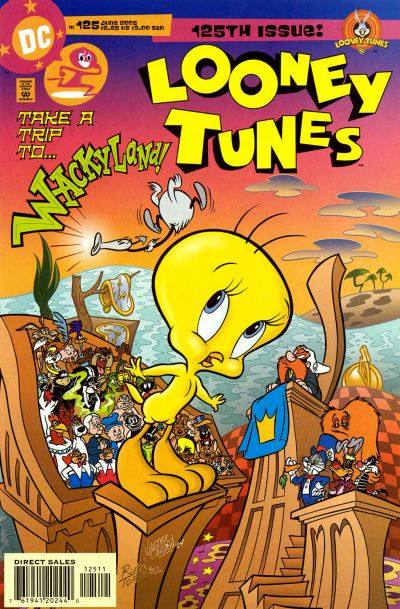 Looney Tunes Vol 1 125