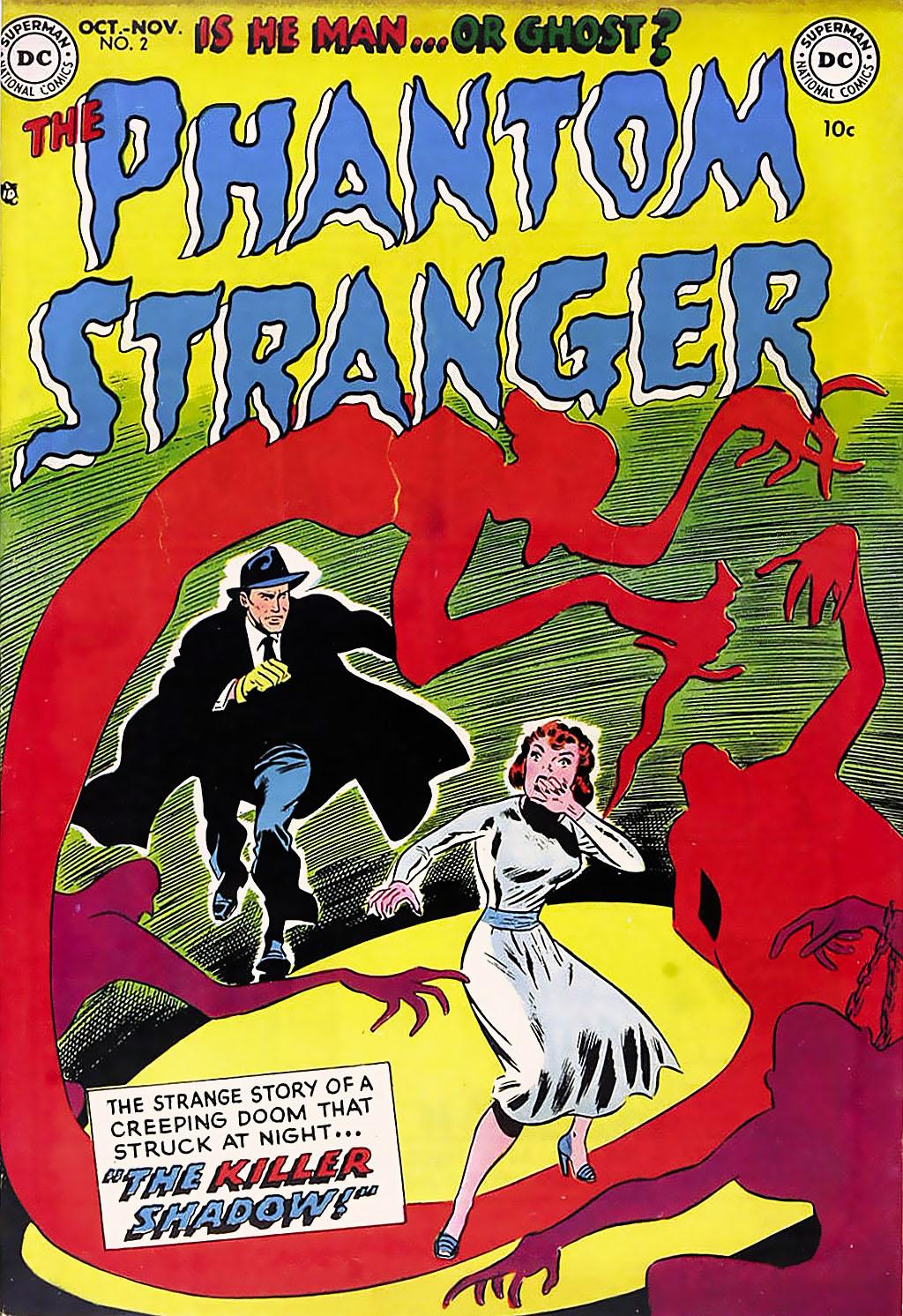 The Phantom Stranger Vol 1 2