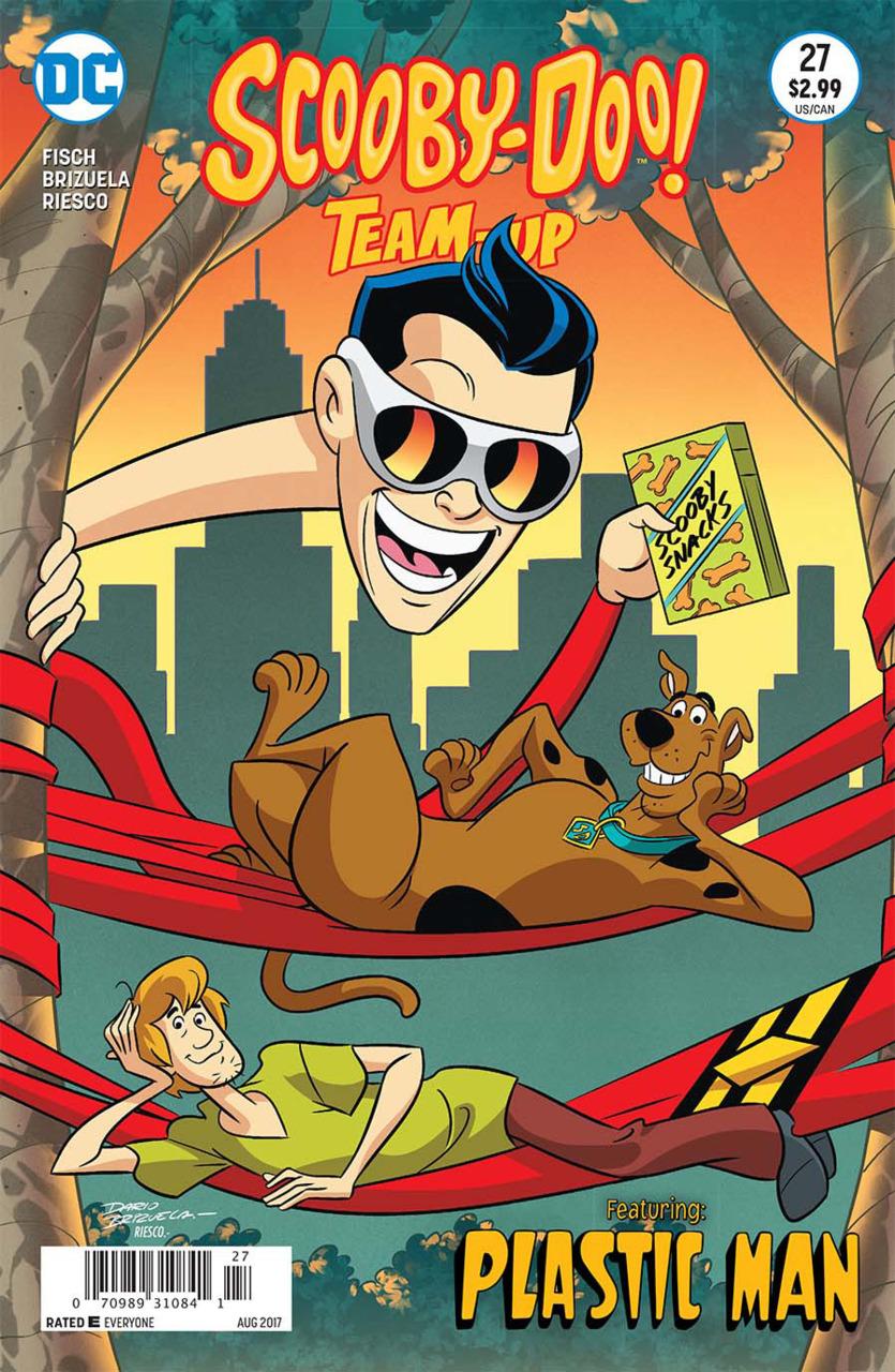 Scooby-Doo! Team-Up Vol 1 27