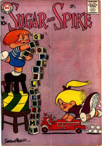 Sugar and Spike Vol 1 12