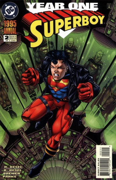 Superboy Annual Vol 4 2