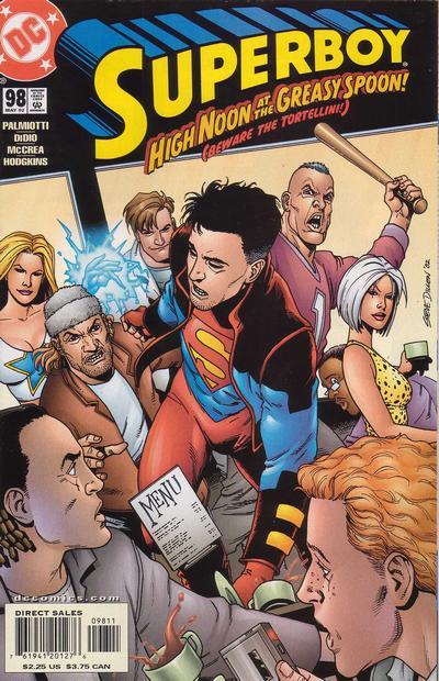 Superboy Vol 4 98