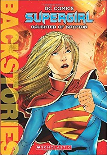 Supergirl: Daughter of Krypton (Novel)