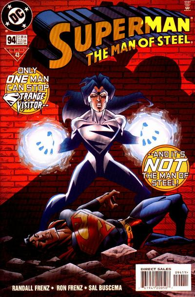 Superman: The Man of Steel Vol 1 94