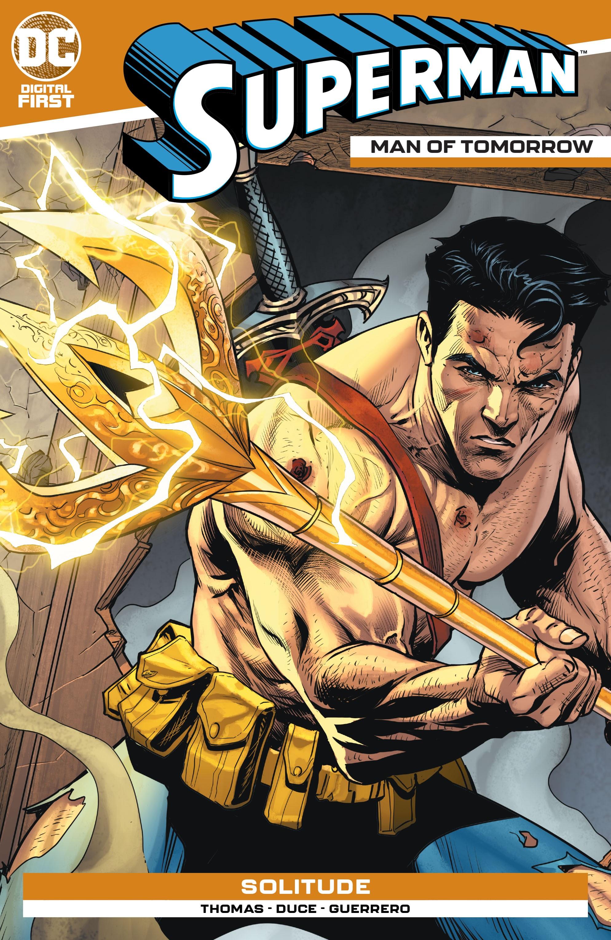 Superman: Man of Tomorrow Vol 1 18 (Digital)
