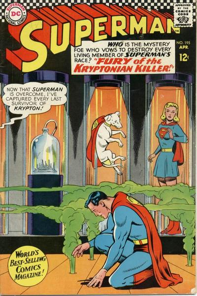 Superman Vol 1 195