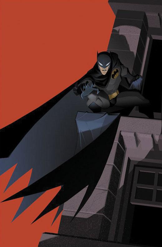 The Batman Strikes! Vol 1 1 Textless.jpg