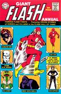 The Flash Annual Replica Edition