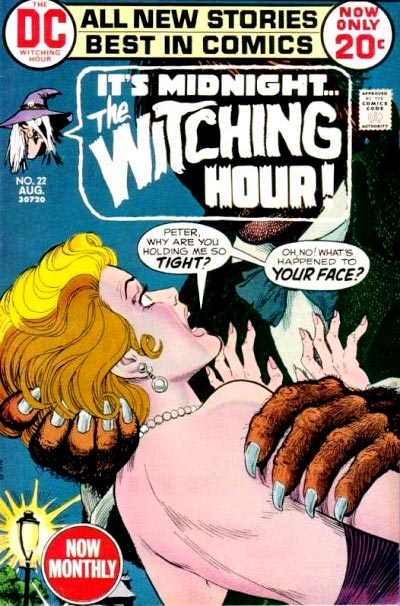 The Witching Hour Vol 1 22