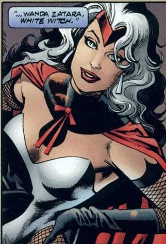 Wanda Zatara (Amalgam Universe)
