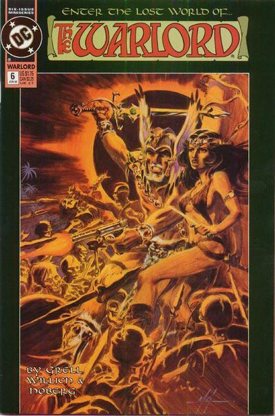 Warlord Vol 2 6