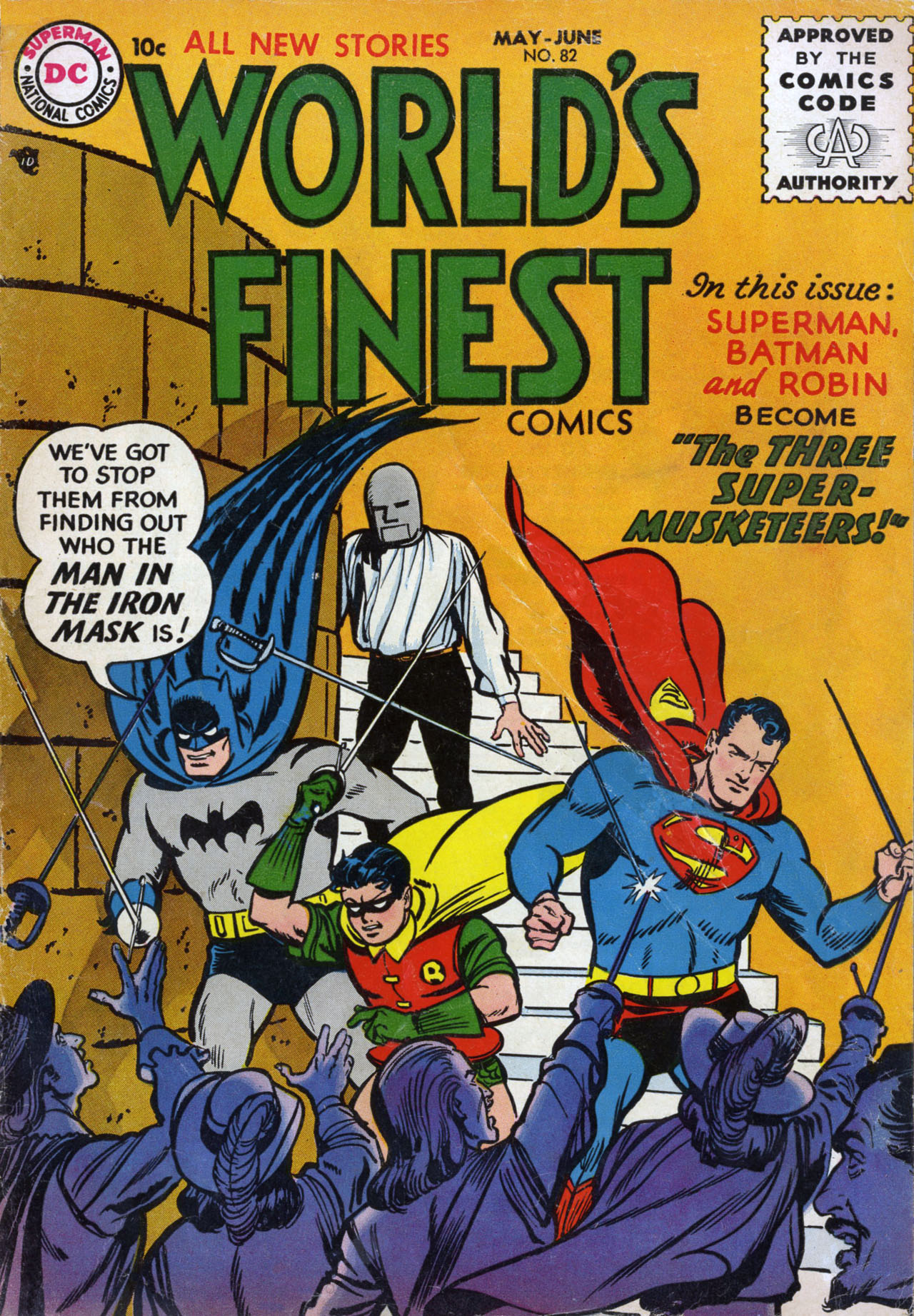 World's Finest Vol 1 82