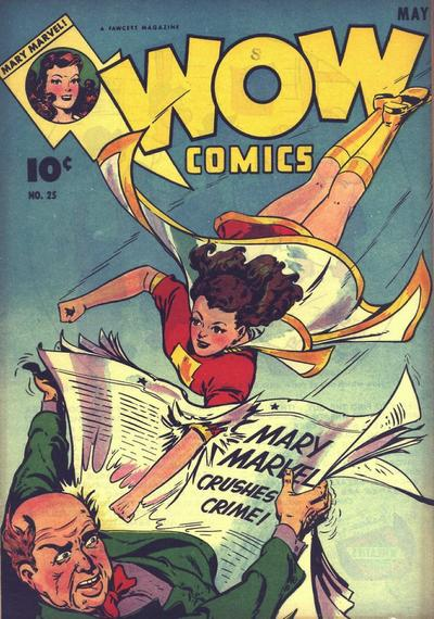 Wow Comics Vol 1 25
