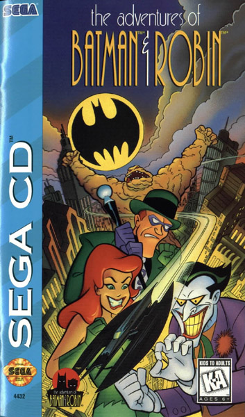 The Adventures of Batman & Robin (Sega)