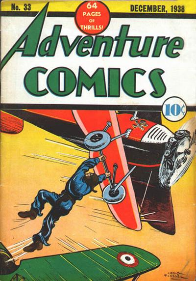 Adventure Comics Vol 1 33
