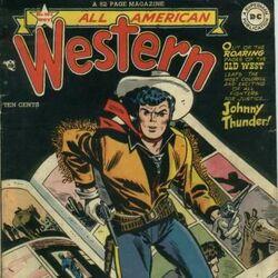All-American Western Vol 1
