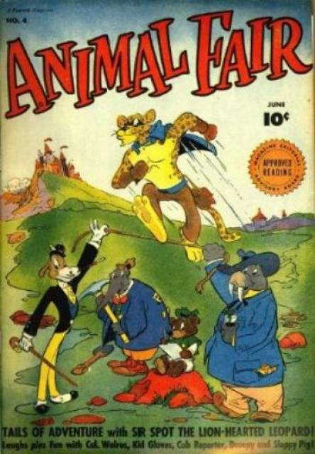 Animal Fair Vol 1 4
