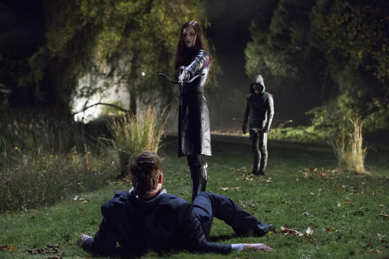 Arrow (TV Series) Episode: Vendetta