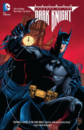 Batman: Legends of the Dark Knight Vol. 1 (Collected)